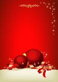 Fototapety Christmas time