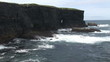 Cliffs of Moher dring a sunny day