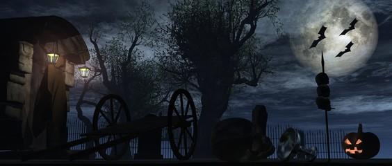 Das Tor zu Halloween
