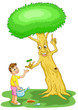 help the tree save the world