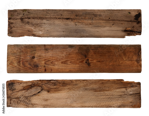 In de dag Hout Old planks