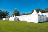 Fototapety large event tent