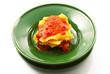 tortelloni di formaggio con ragù di carne