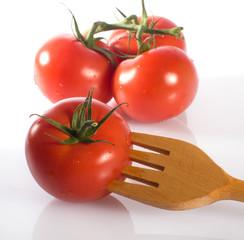 pomodori in cucina