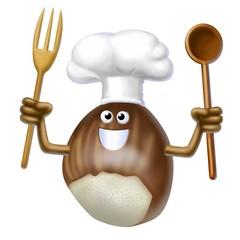 nocciola, chef