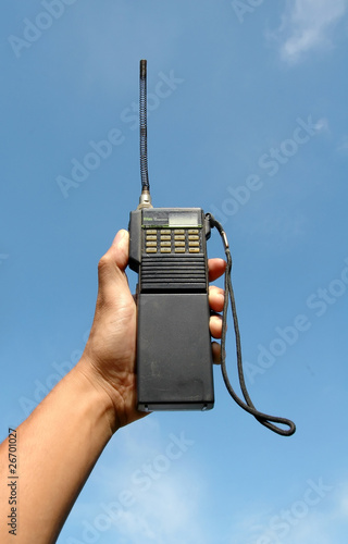 walky talky