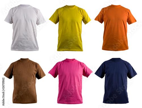 camisetas colores chico
