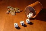 Dice Gambling poster