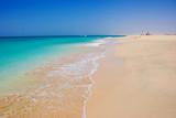 Fototapety Beach at Santa Maria - Sal Island - Cape Verde