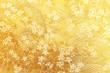 和柄の金屏風