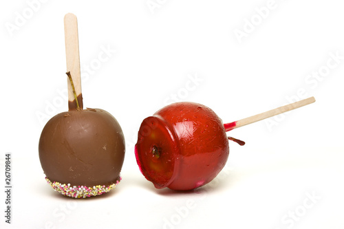 Candy Coated Apples