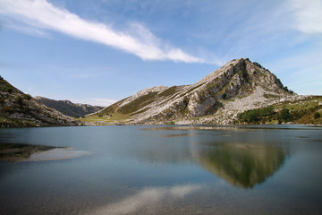 Lago Enol - Covadonga - Picos de Europa - Spanien