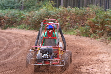 off road carting