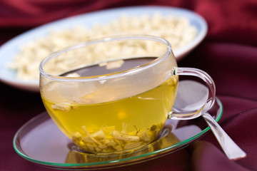 Tee,Althaea officinalis, Eibischwurzel,Heilpflanze