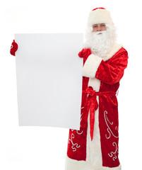 Santa Claus  - Banner Add