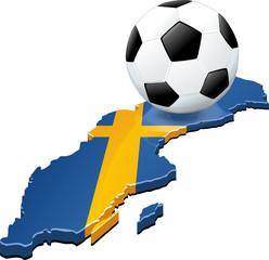 Football en Suède (détouré)