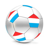 Soccer Ball/Football Luxembourg