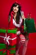 schöner weihnachtshelfer