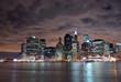 New York City Manhattan skylin