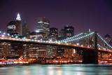 Manhattan nocą - 26751097