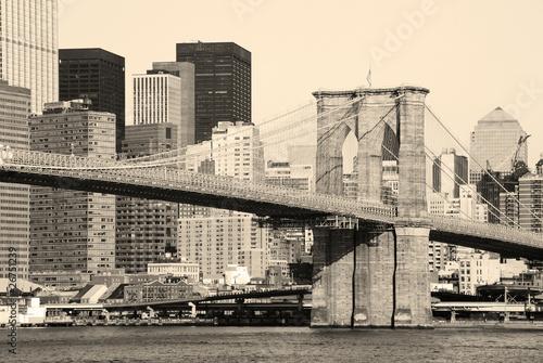 New York City Brooklyn Bridge - 26751239