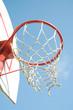 Постер, плакат: Баскетбольное кольцо