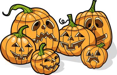 Hallowin Pumpkins