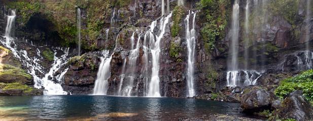 Cascades de Langevin - Ile de La Réunion