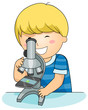 Microscope Kid