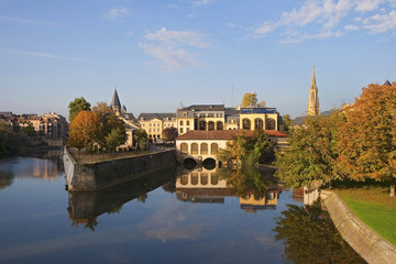 L'île de Metz