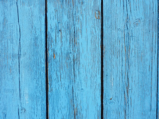 wood painted blue closeup,fisherman's boat house door detail