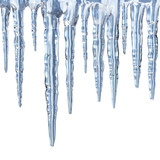Fototapete Schnee - Winter - Hintergrund
