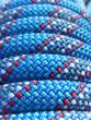 macro corde bleue escalade varappe spéléo