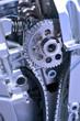 chaine de transmition moteur thermique