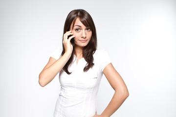 on Mobilephone