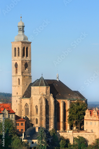 St. James Kirche in Kutna Hora