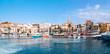 Leinwanddruck Bild - port de Calvi - Corsica
