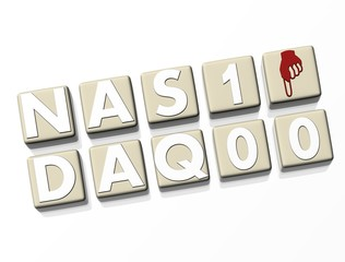 NASDAQ 100 stock exchange