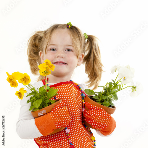 kleine Gärtnerin - 26792692