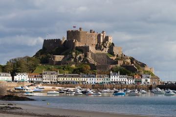 Mont Orgueil - Castle