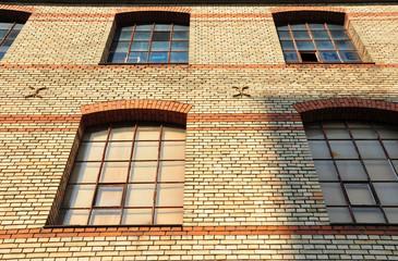 architecture ...mur en briques