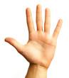 hand symbol - 26799289