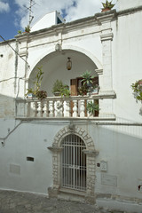 Ostuni centro storico