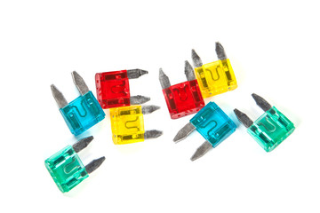 fuses, used in motor cars. .