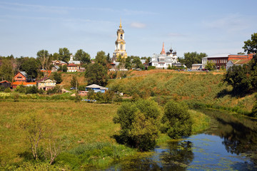 Suzdal in summe