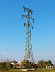 Electric transmission line 1