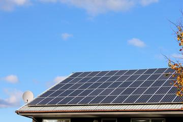 modul photovoltaik solarenergie
