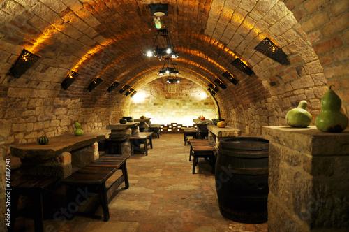 Fototapeta wine archiv