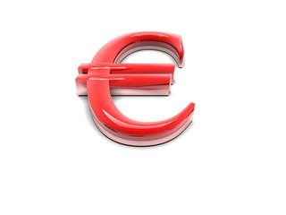 Euro, icona 3d