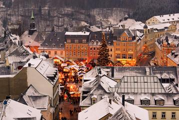 Annaberg-Buchholz Weihnachtsmarkt  05
